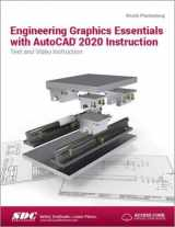 9781630572624-1630572624-Engineering Graphics Essentials with AutoCAD 2020 Instruction