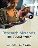 9781305633827-1305633822-Empowerment Series: Research Methods for Social Work