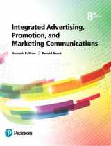 9780134484136-0134484134-Integrated Advertising, Promotion, and Marketing Communications (8th Edition)