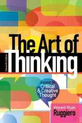 9780321953315-0321953312-Art of Thinking, The: A Guide to critical and Creative Thought