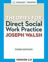 9781285750224-1285750225-Theories for Direct Social Work Practice (with CourseMate, 1 term (6 months) Printed Access Card) (MindTap Course List)