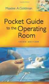 9780803612266-0803612265-Pocket Guide to the Operating Room (Pocket Guide to Operating Room)