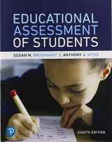 9780134807072-0134807073-Educational Assessment of Students (8th Edition)