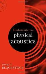 9780471319795-0471319791-Fundamentals of Physical Acoustics