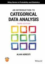 9781119405269-1119405262-An Introduction to Categorical Data Analysis, 3rd Edition (Wiley Series in Probability and Statistics)
