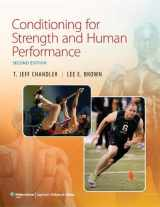 9781451100846-1451100841-Conditioning for Strength and Human Performance