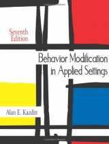 9781577667803-1577667808-Behavior Modification in Applied Settings