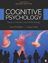 9781506383866-1506383866-Cognitive Psychology: Theory, Process, and Methodology (NULL)