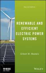 9781118140628-1118140621-Renewable and Efficient Electric Power Systems