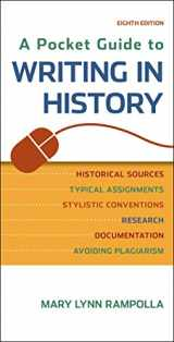 9781457690884-1457690888-A Pocket Guide to Writing in History