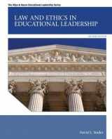 9780132685870-0132685876-Law and Ethics in Educational Leadership (Allyn & Bacon Educational Leadership)