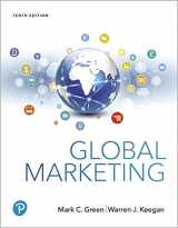 9780134900216-0134900219-MyLab Marketing with Pearson eText -- Access Card -- for Global Marketing (10th Edition)