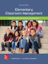 9781259913761-1259913767-Elementary Classroom Management: Lessons from Research and Practice