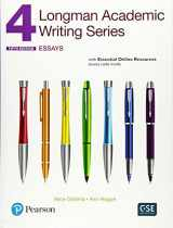 9780134663319-0134663314-Longman Academic Writing Series 4: Essays, with Essential Online Resources