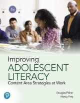 9780135180877-0135180872-Improving Adolescent Literacy: Content Area Strategies at Work (5th Edition)