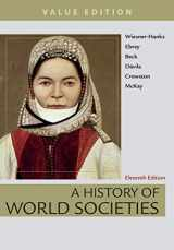 9781319058944-1319058949-A History of World Societies Value, Combined Volume