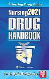 9781975138394-1975138392-Nursing2021 Drug Handbook (Nursing Drug Handbook)