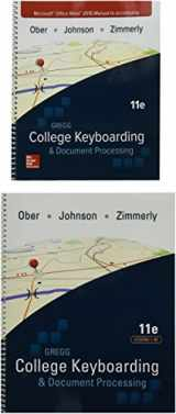 9781259921148-125992114X-Gregg College Keyboarding & Document Processing (Gdp11) Microsoft Word 2016 Manual Kit 1: 1-60