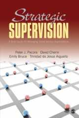 9781412915434-1412915430-Strategic Supervision: A Brief Guide for Managing Social Service Organizations