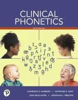 9780134746142-0134746147-Clinical Phonetics
