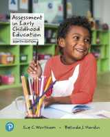 9780135206522-0135206529-Assessment in Early Childhood Education