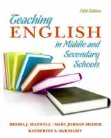 9780135135303-0135135303-Teaching English in Middle and Secondary Schools