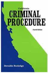 9780942728972-0942728971-California Criminal Procedure
