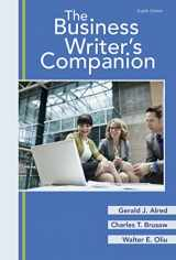 9781319292690-1319292690-The Business Writer's Companion