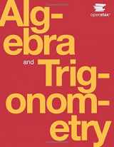 9781938168376-1938168372-Algebra and Trigonometry by OpenStax (hardcover version, full color)