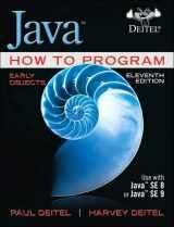 9780134743356-0134743350-Java How to Program, Early Objects (Deitel: How to Program)