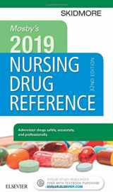 9780323609975-032360997X-Mosby's 2019 Nursing Drug Reference (Skidmore Nursing Drug Reference)