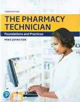 9780135204177-0135204178-The Pharmacy Technician: Foundations and Practices