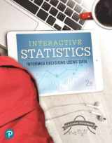 9780134673523-0134673522-Interactive Statistics: Informed Decisions Using Data Student Access Kit (2nd Edition) (What's New in Statistics)