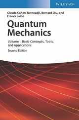 9783527345533-3527345531-Quantum Mechanics, Volume 1: Basic Concepts, Tools, and Applications