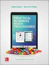 9781260703856-1260703851-Loose Leaf for Practical Business Math Procedures with Business Math Handbook (The Mcgraw-hill/Irwin Series in Operations and Decision Sciences)