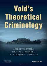 9780190940515-0190940514-Vold's Theoretical Criminology