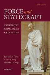 9780195395464-0195395468-Force and Statecraft: Diplomatic Challenges of Our Time