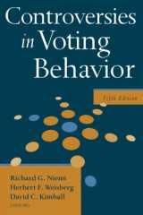 9780872894679-0872894673-Controversies in Voting Behavior