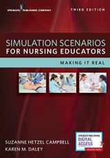 9780826119360-0826119360-Simulation Scenarios for Nursing Educators: Making it Real