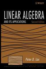 9780471751564-0471751561-Linear Algebra and Its Applications, 2nd Edition