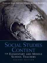 9780137011254-0137011253-Social Studies Content for Elementary and Middle School Teachers