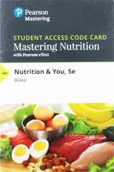9780135217689-0135217687-Mastering Nutrition with MyDietAnalysis with Pearson eText -- Standalone Access Card -- for Nutrition & You (5th Edition)