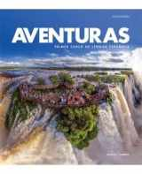 9781680049725-1680049720-Aventuras 5th Looseleaf Textbook w/ Supersite, vText & WebSAM Code