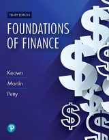 9780135160619-0135160618-MyLab Finance with Pearson eText -- Access Card -- for Foundations of Finance