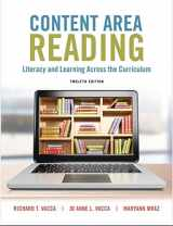 9780135224502-0135224500-Content Area Reading: Literacy and Learning Across the Curriculum Plus Pearson Enhanced eText -- Access Card Package (12th Edition)