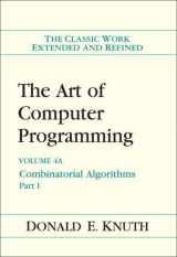 9780201038040-0201038048-Art of Computer Programming, Volume 4A, The: Combinatorial Algorithms, Part 1
