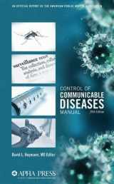 9780875530185-0875530184-Control of Communicable Diseases Manual (Control of Communicable Diseases Manual (Paper Ed))