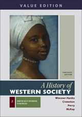 9781319112462-1319112463-A History of Western Society, Value Edition, Volume 2