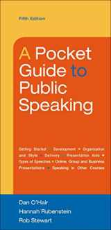 9781457670404-1457670402-A Pocket Guide to Public Speaking