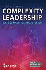 9780803699069-0803699069-Complexity Leadership: Nursing's Role in Health Care Delivery